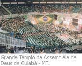 Templo de Cuiabá