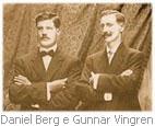 Daniel Berg e Gunnar Vingren