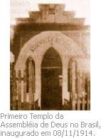 Primeira Igreja